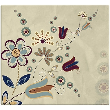 MBI Designs Scrapbooks 12in. x 12in.-Folk Floral