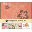 SEI 1 Hour Album Scrapbook Kit, 12in. x 12in., Jocelyn