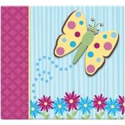 """MBI 3D Scrapbook, 12"""" x 12"""", Butterfly"""