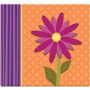 """MBI 3D Scrapbook, 12"""" x 12"""", Flower"""