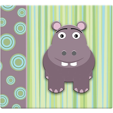 MBI 3D Scrapbook, 12in. x 12in., Hippo