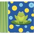 """MBI 3D Scrapbook, 12"""" x 12"""", Frog"""