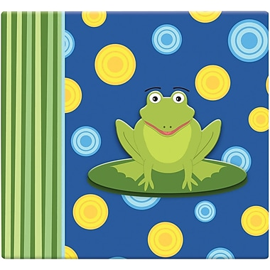 MBI 3D Scrapbook, 12in. x 12in., Frog