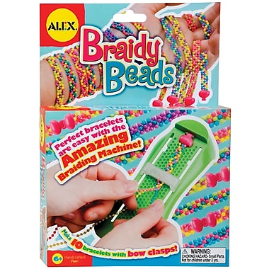 Alex Toys Braidy Beads Kit