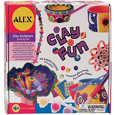 Alex Toys Clay Fun Kit