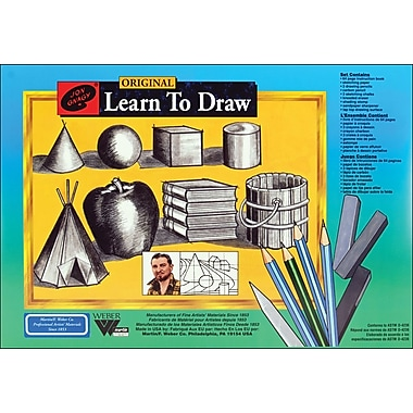 Martin/ F. Weber Jon Gnagy Learn To Draw Set