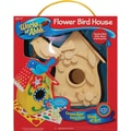 Masterpieces Works Of Ahh Wood Paint Kit, Flower Bird House