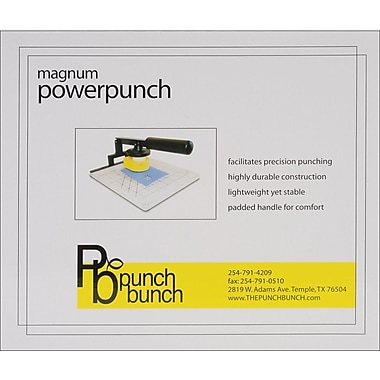 Punch Bunch Magnum Powerpunch Aide