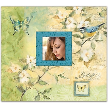 K&Company Botanical Postbound Album, 12in. x 12in.