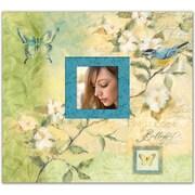 """K&Company Botanical Postbound Album, 12"""" x 12"""""""
