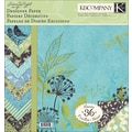 K&Company Botanical Designer Paper Pad 12in. x 12in.-36 Double-Sided Sheets