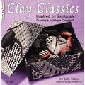 Design Originals, Clay Classics Inspired By Zentangle