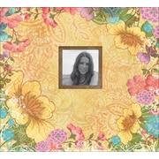 K&Company Abrianna Postbound Album, 12 x 12, Floral