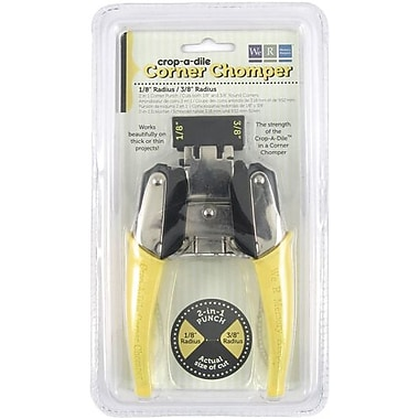 We R Memory Keepers Crop-A-Dile Corner Chomper Tool, New Radius