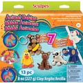 Polyform Sculpey Clay Activity Kit, Animal Babies