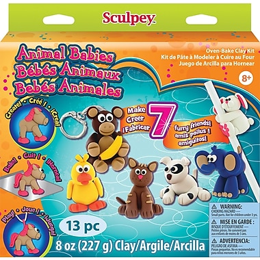Polyform Sculpey Clay Activity Kits