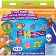 Polyform Sculpey Clay Activity Kit, Eraser Maker