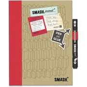 K&Company Doodle Red SMASH Folio, Doodle Red