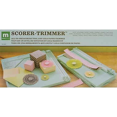 Making Memories Scorer Trimmer