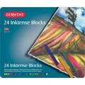 Reeves Derwent Inktense Block Tin, 24/Pkg