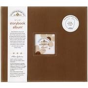 """Doodlebug Storybook Album, 12"""" x 12"""", Bon Bon"""