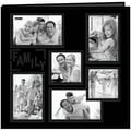 Pioneer Collage Frame Sewn Embossed Cover Postbound Albums