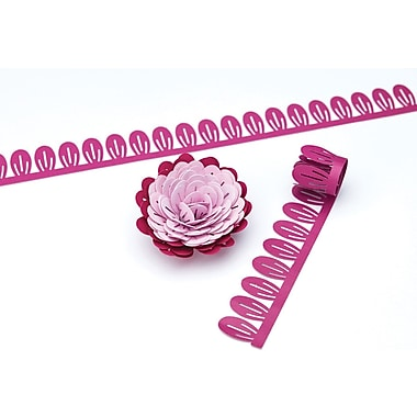 EK Success Slim Petal Punch, Quilling Carnation