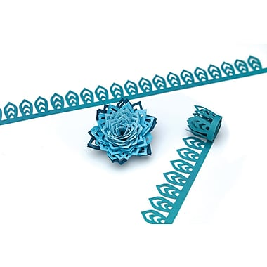EK Success Slim Petal Punch, Quilling Dahlia