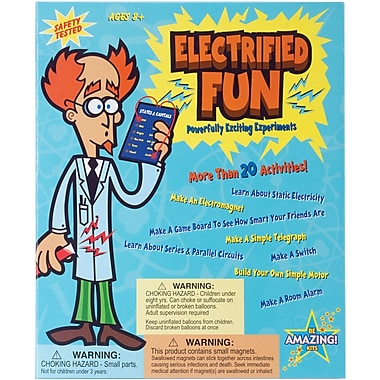 Be Amazing Toys Electrified Fun Kit