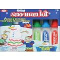 Poof-Slinky SnoPaint SnoMan Kit