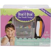 Iris Bead & Braid Floss Bracelet Boutique, Pretty Pastels