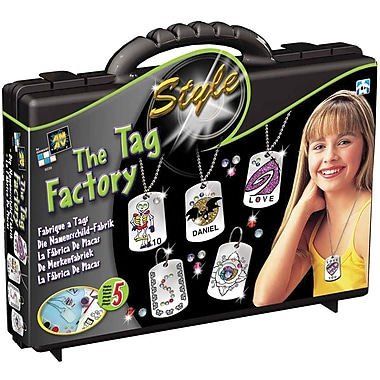 AMAV The Tag Factory Kit