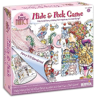 Briarpatch Fancy Nancy Hide & Peek House Game