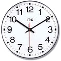 Infinity Instruments Prosaic Business Wall Clocks