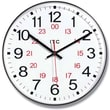 Infinity Instruments Business Prosaic 24 Wall Clock