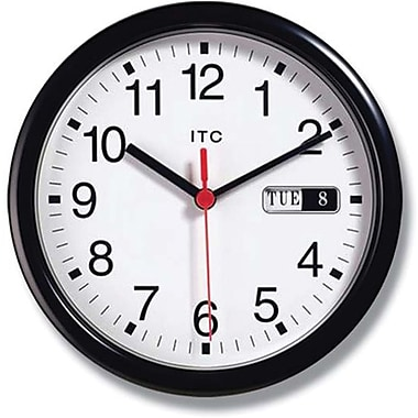Infinity Instruments Heydey Business Wall Clock