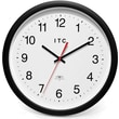 Infinity Instruments Time Keeper Business Wall Clock