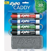 Expo® Mountable Whiteboard Caddy Kit