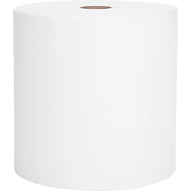 Scott® Ultra-High Capacity Hardwound Paper Towel Roll, White, 1-Ply