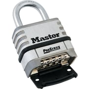 Master Lock® ProSeries Stainless Steel Easy-to-Set Combination Lock, Each (1174D)