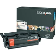 Lexmark Black X654/X658 Toner Cartridge (X654X21A), Extra High Yield