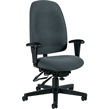 Global Granada® Polypropylene High Back Multi-Tilter Chairs