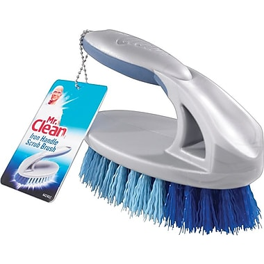 Mr. Clean Iron Handle Scrub Brush