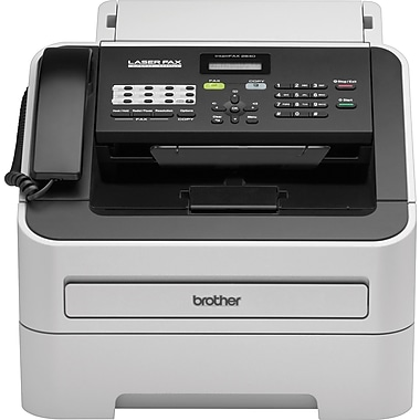 Brother IntelliFAX 2840 Laser Plain-Paper Fax