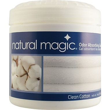 Natural Magic Odor Absorbing Gel, Brushed Cotton