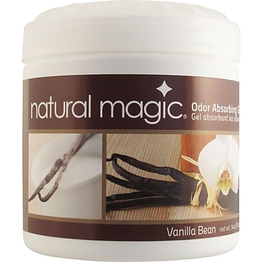 Natural Magic Odor Absorbing Gel, Vanilla Bean