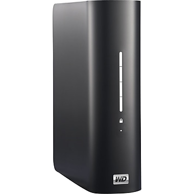 WD My Book for Mac 2TB Desktop USB 2.0 External Hard Drive (Black)