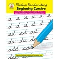 Carson-Dellosa Modern Handwriting: Beginning Cursive Resource Book