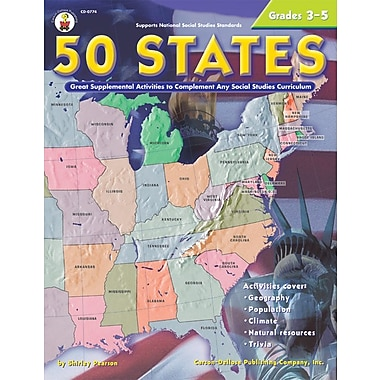 Carson-Dellosa 50 States Resource Book