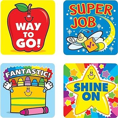 Carson-Dellosa Winning Words Motivational Stickers